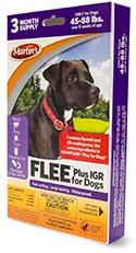 Martin's FLEE Plus IGR For Dogs