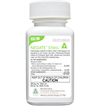 Negate Herbicide Bottle