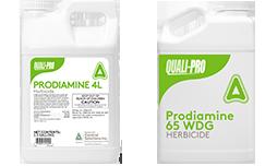 Prodiamine 65WDG and Prodiamine 4L