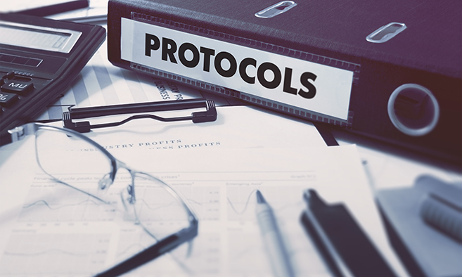 Look at your current protocols and evaluate